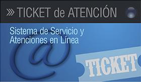 Ticket de Atención