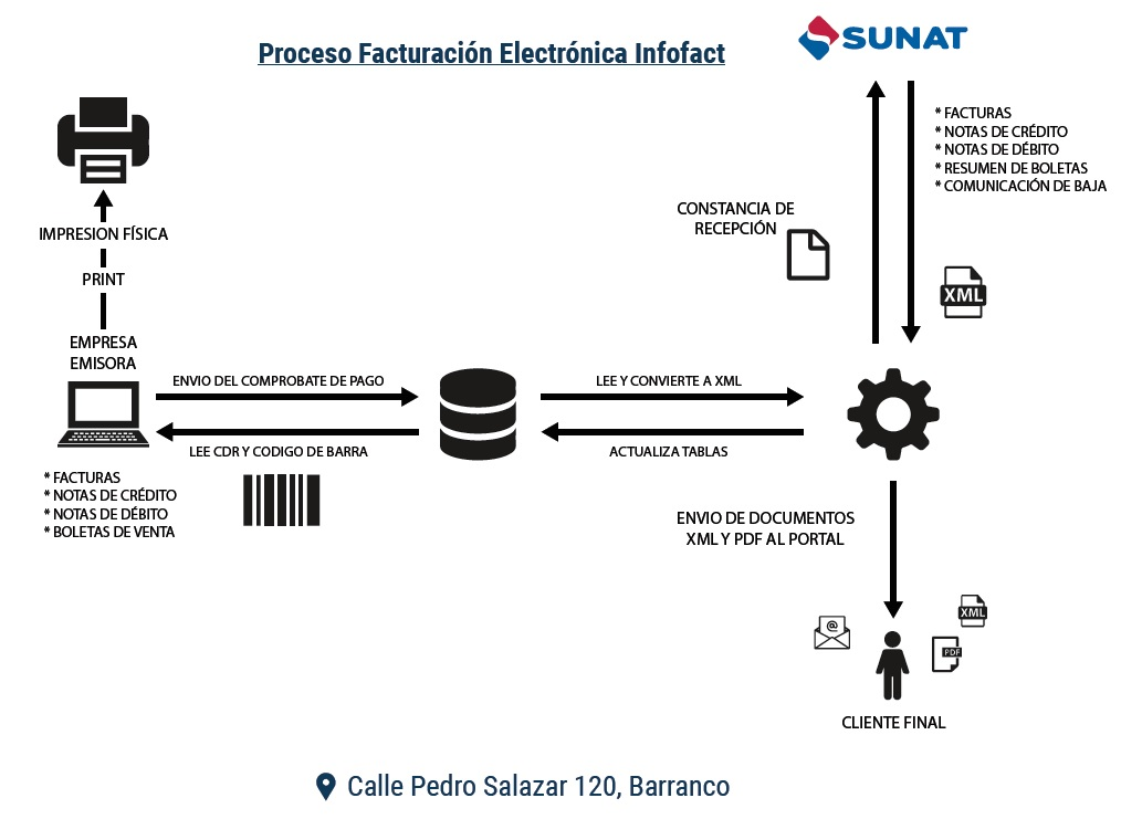 efact proceso